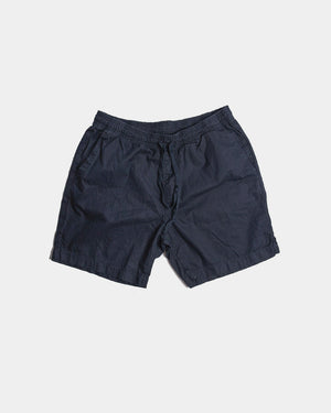 MEN'S LIGHT TWILL EASY SHORT / NAVY
