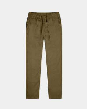 MEN'S TWILL EASY CHINO / ARMY