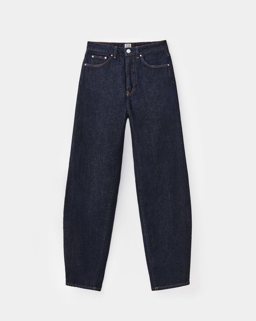 BARREL LEG DENIM 30