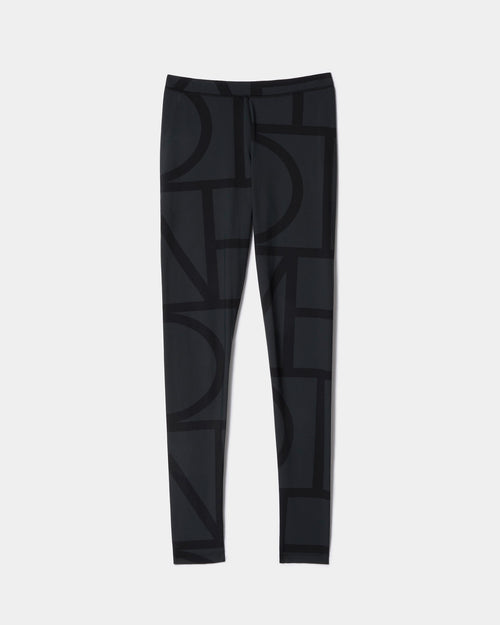 LEON LEGGING / BLACK