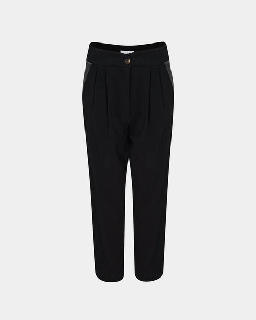 ELEANOR TROUSER / BLACK