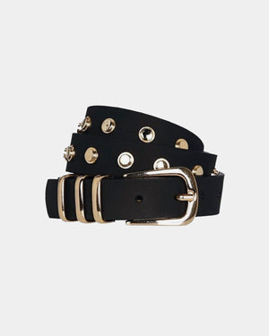 SIENNA BELT / BLACK