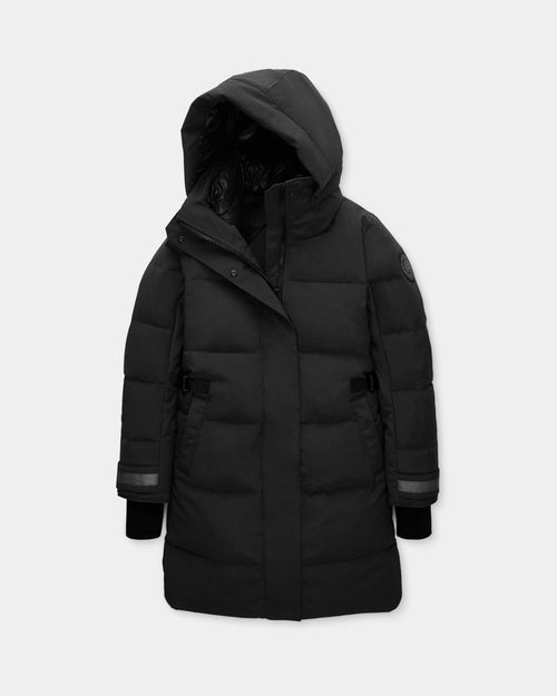 BENNETT PARKA BLACK LABEL / BLACK