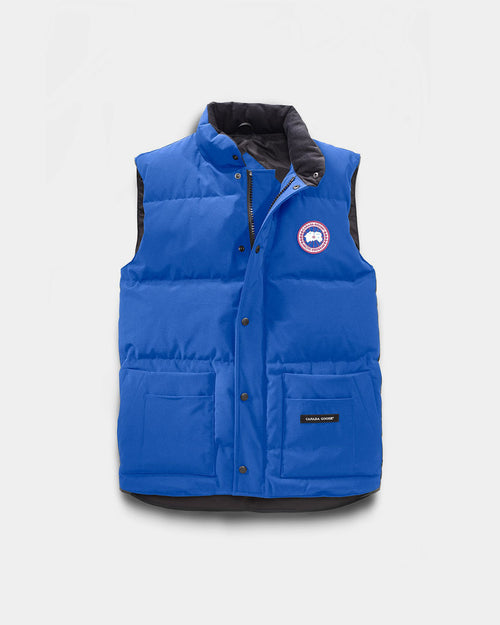 MEN'S FREESTYLE CREW VEST / PBI BLUE