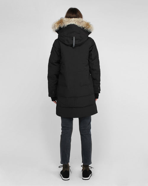 WMN'S KENTON PARKA BLACK LABEL / BLACK