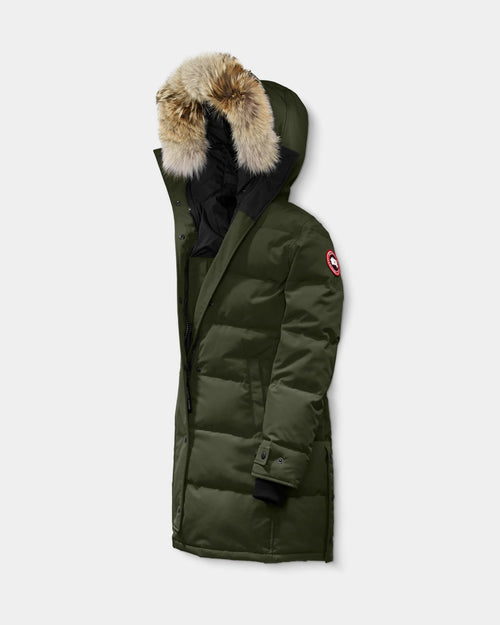WMN'S SHELBURNE PARKA / MILITARY GREEN
