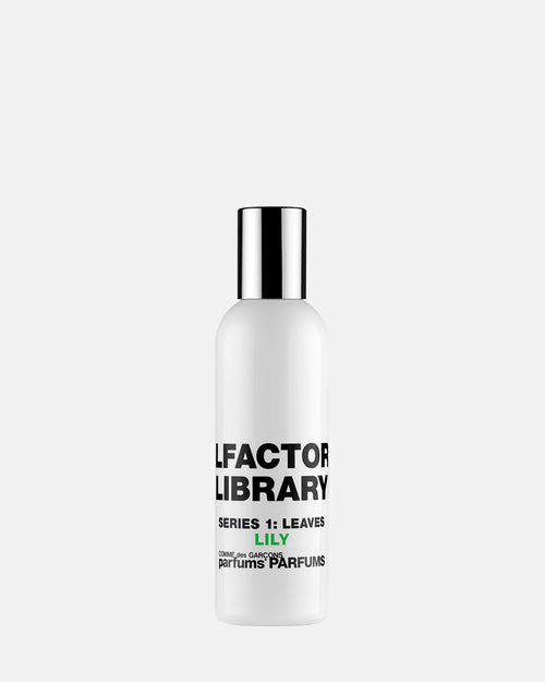 Olfactory Library: Lily