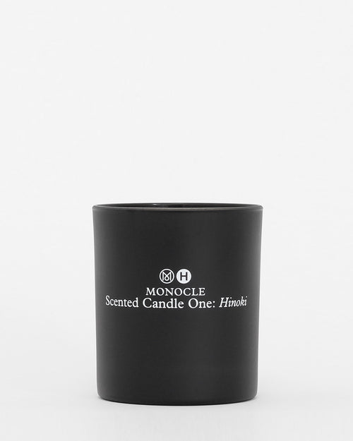 Monocle Hinoki Candle