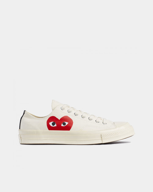 Chuck Taylor Low / Beige – FABRIC
