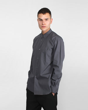 Regular Shirt S2PLA / GREY