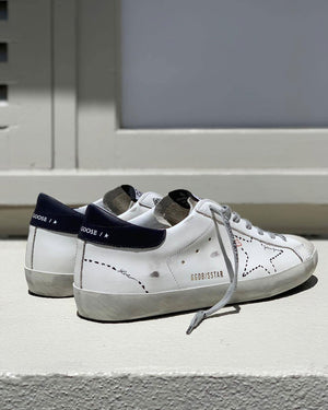 MEN'S SUPERSTAR SNEAKER / DOTTED STAR
