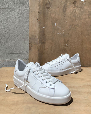 PURE STAR SNEAKER / OPTIC WHITE