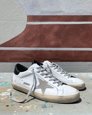 SUPERSTAR SNEAKER / WHITE BLACK