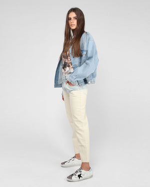 KELSO JEAN / BLUE WHITE