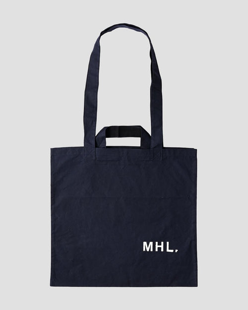 MHL SHOPPER / DARK INDIGO