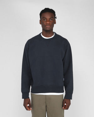 BASE SWEATSHIRT / NAVY