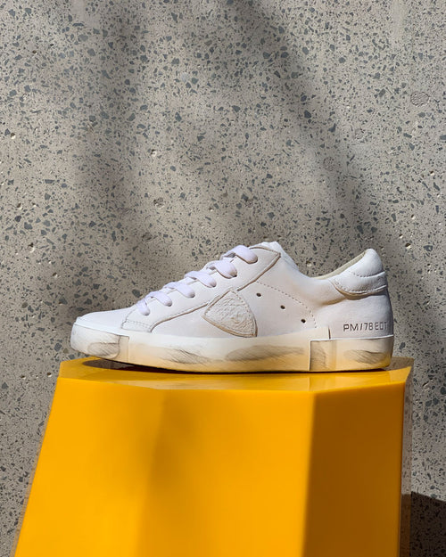 WMN'S PARIS PRSX / ALL WHITE
