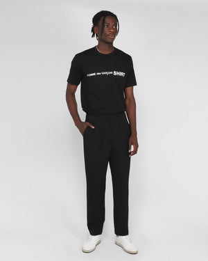 LOOSE FIT PANT / BLACK