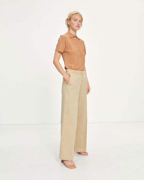 COLLOT TROUSERS / CAMEL