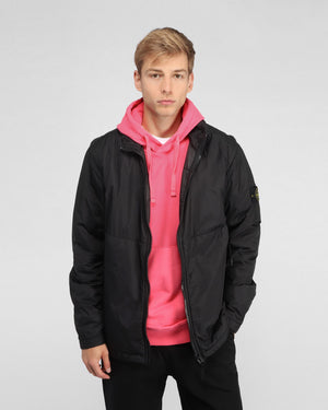 ZIP UP SHELL JACKET 40523 / BLACK