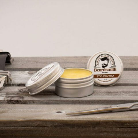 Beardsmith Styling Wax