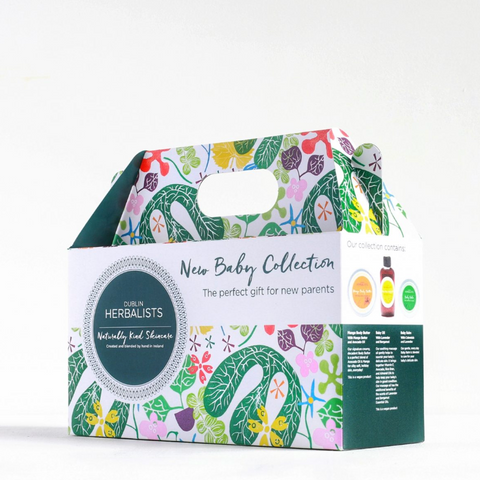 Dublin Herbalist New Baby Collection
