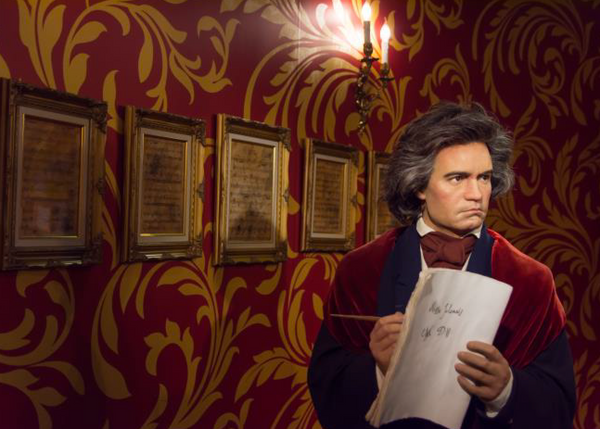 Beethoven was a coffee addict