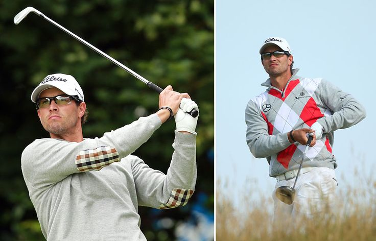 THE 4 BEST-DRESSED MALE GOLFERS OF ALL TIME