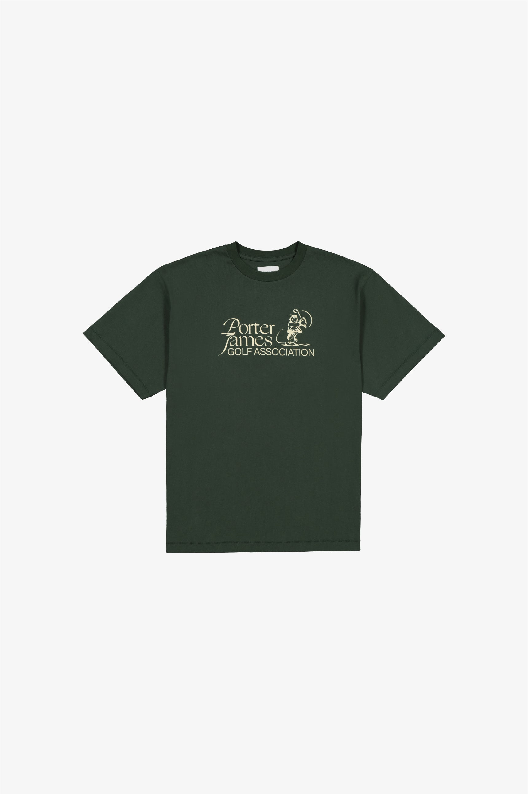 Golf Association Tee - Forest