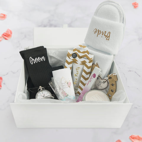 Couples' monthly subscription box