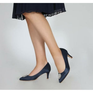 The Katrina Occasion Wear Shoes Elegance of Elena