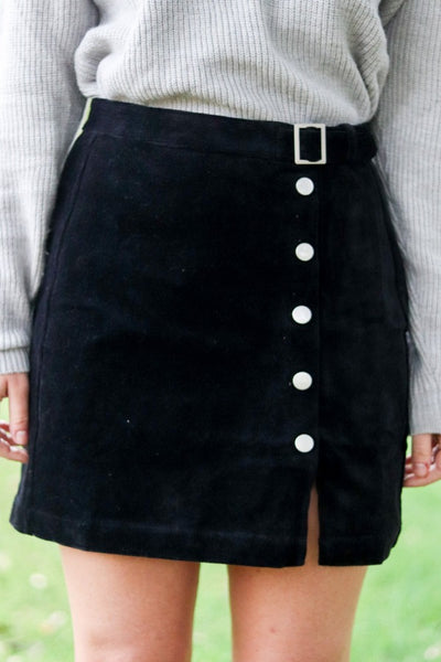Meant To Be Corduroy Skirt