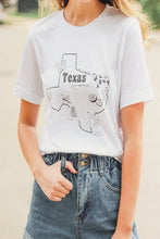 Load image into Gallery viewer, Deep In The Heart Graphic Tee