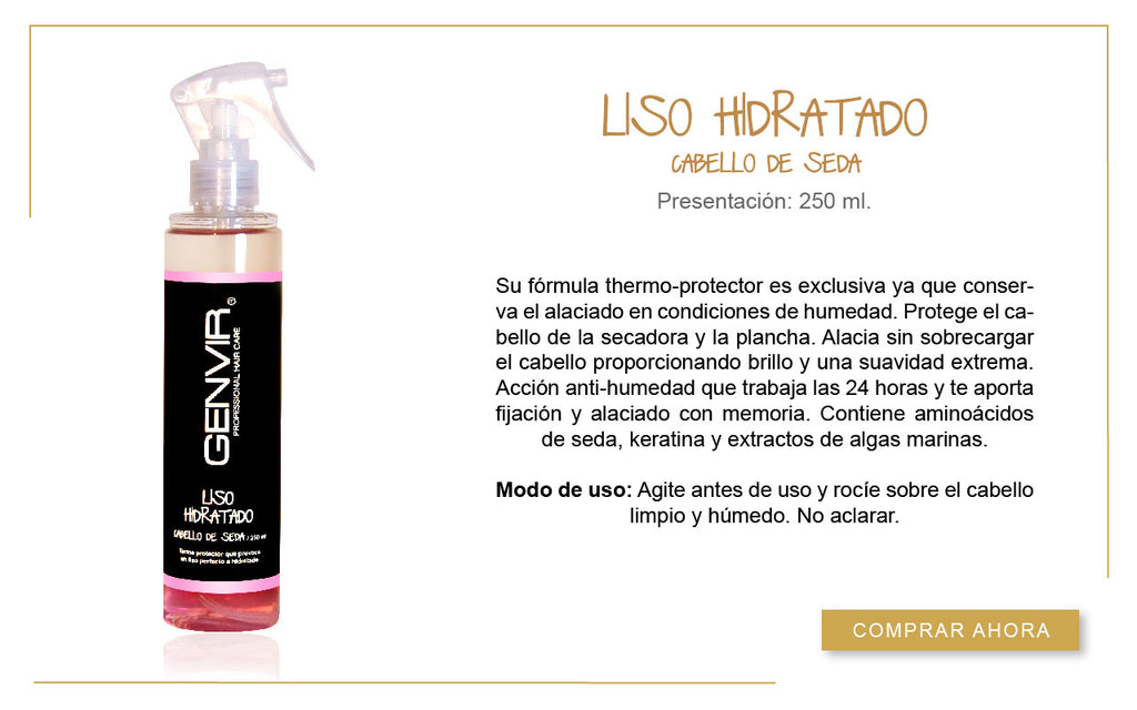 Liso Hidratado 250ml.