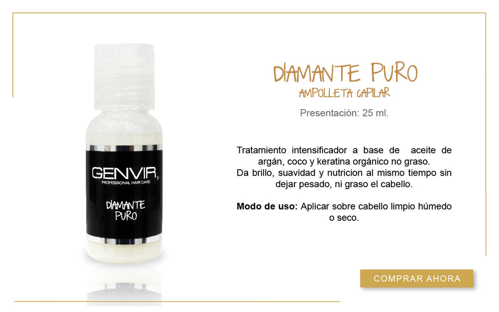 Diamante Puro 25ml.