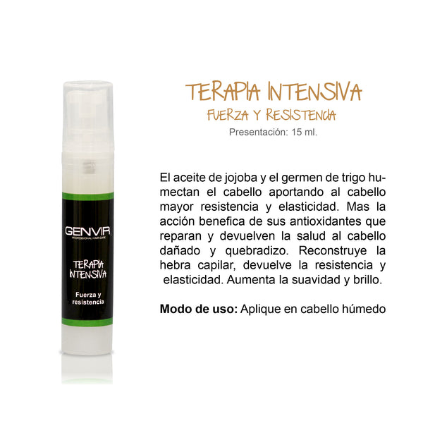 Ampolleta Terapia Intensiva Fuerza 15ml