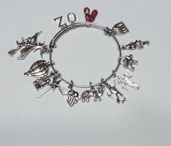 Cyndi Brunnet  Wizard of Oz Bracelet