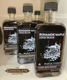Chocolate Infused Maple Syrup