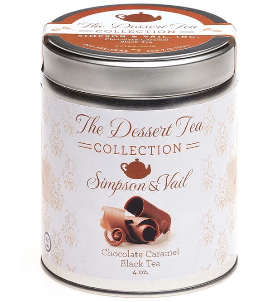 Chocolate Caramel Black Tea