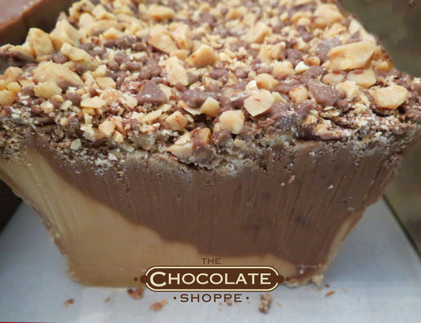 Toffee Crunch Fudge