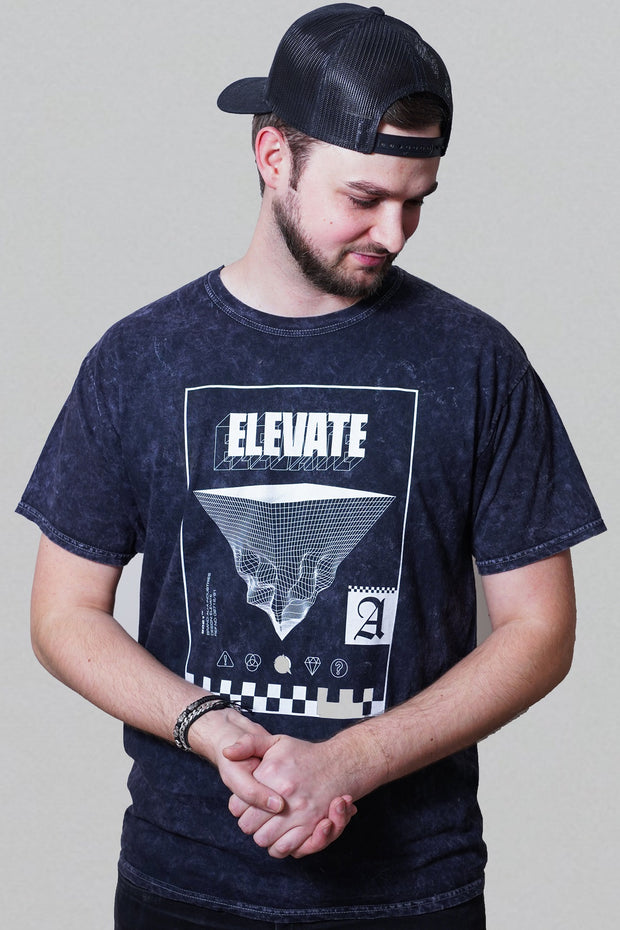 ALI-A ELEVATE T-SHIRT - KIDS
