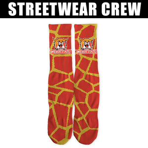 Full Print Streetwear Socks - Custom