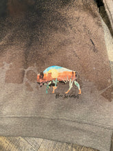 Load image into Gallery viewer, Free Roamer Buffalo Sweatshirt