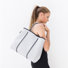 Prene The Portsea Bag - Light Grey