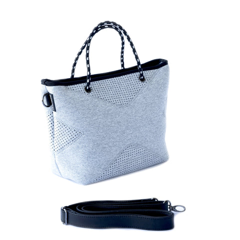 Prene The XS Bag - Light Grey Marle
