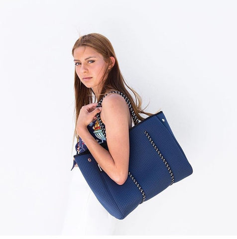 Prene The Sorrento Bag - Navy