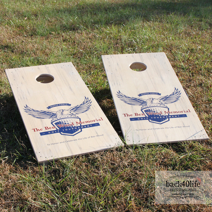 Traditional Corn Hole