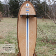 Polo Surfboard Display