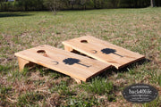 Timber Series - Handcrafted Heavy Duty Cornhole Set (CH-002A)