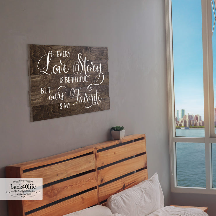 Wooden Kids Growth Chart Ruler for Boys and Girls Painted or Engraved (The Establishment)